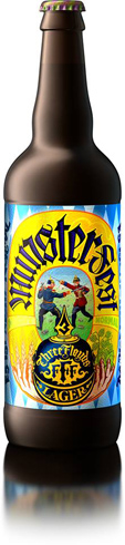 3 Floyds Munsterfest is brewed in accordance with the German Purity Law (Reinheitsgebot) of 1516
