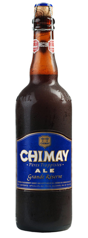 Chimay Grande Réserve has a distinctively wine-like sharpness