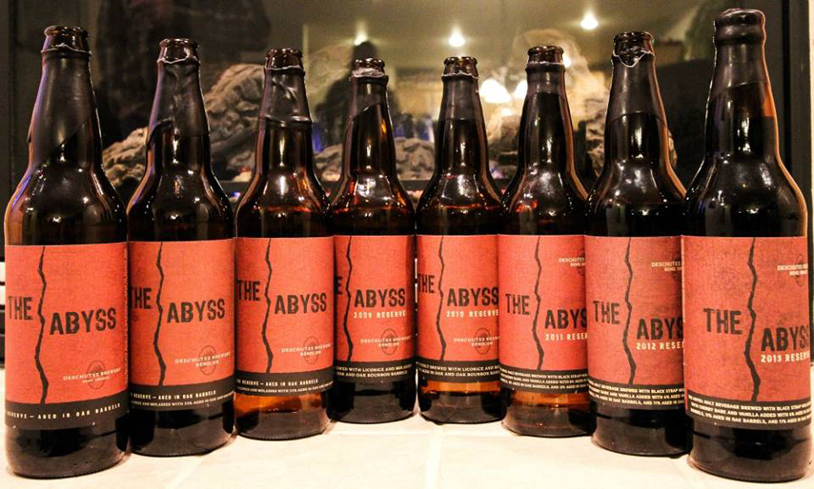 Deschutes The Abyss is one of the most sought-after and highly respected beers in the world