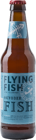 Flying Fish OktoberFish has aromas of biscuit and toasted malt