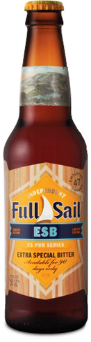 Full Sail Extra Special Bitter is a medium-bodied ale with caramel complexity and a crisp finish