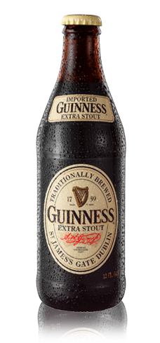 Guinness Extra Stout is a tried and true classic