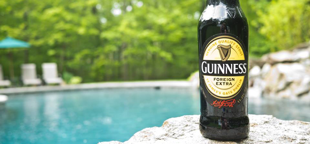 Guinness Foreign Extra Stout is 7.5 percent ABV