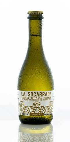La Socarrada is infused with the region's famed rosemary honey