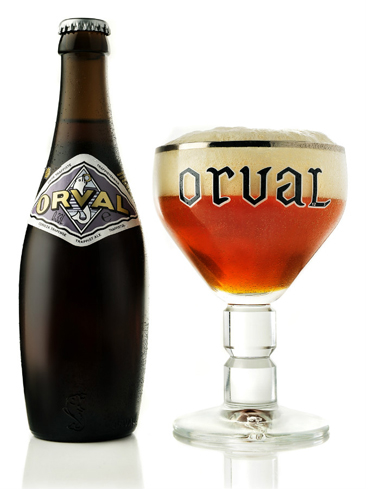 Orval is an iconic ale with complex and distinct flavors