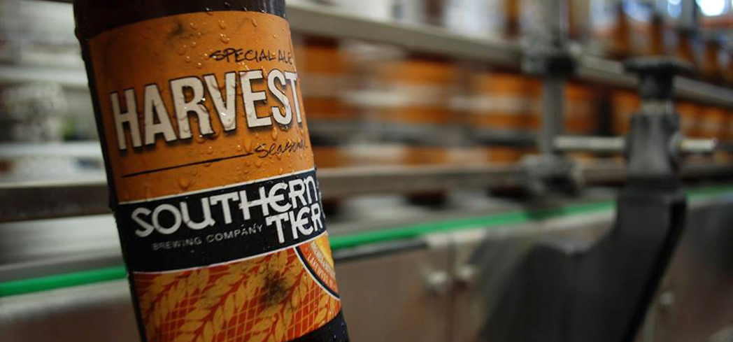 Southern Tier Harvest Ale is an easy-drinking session beer