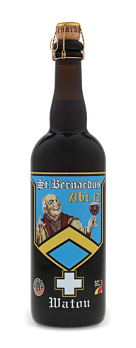 St. Bernardus Abt 12 oozes with buttery goodness in flavor