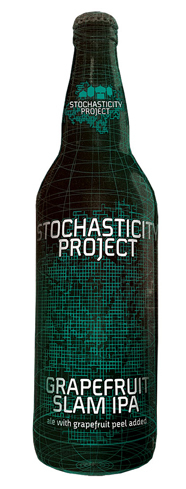 Stochasticity Project Grapefruit Slam IPA is the ultimate citrus-hop bomb