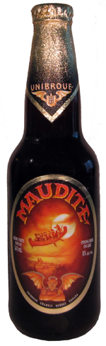 Unibroue Maudite has a fiery peppery spice and an aged-cheese tang