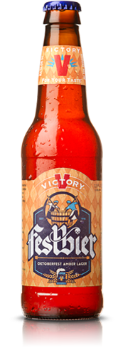 Victory Festbier is an easy-drinking brew with a refreshing finish