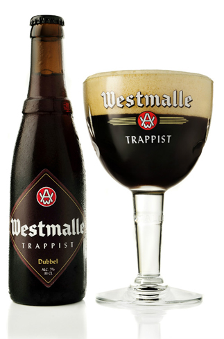 Westmalle Dubbel is loaded with dried fruit and toasty malt aromas