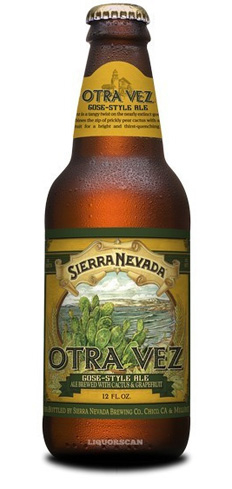 Sierra Nevada Otra Vez's grapefruit and prickly pear cactus flavors will leave you wanting more