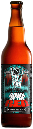 Ninkasi Dawn of the Red has aromas of mango and pineapple