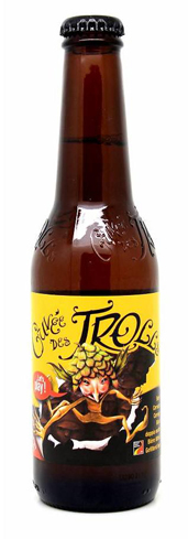 Brasserie Dubuisson Cuvée des Trolls is a smooth and creamy balance of bitter and sweet