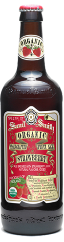 Samuel Smith Organic Strawberry is brewed and fermented at the small and historic Melbourn Brothers All Saints Brewery in Stamford, Lincolnshire, England
