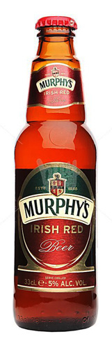 Murphy's Irish Red was originally brewed as Lady's Well Ale in 1856