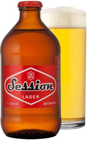 Full Sail Session Premium Lager is the Oregon brewery's take on a pre-Prohibition style beer