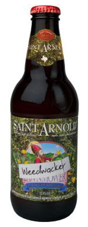 Saint Arnold Weedwacker is brewed with German hops for authentic Bavarian flavor