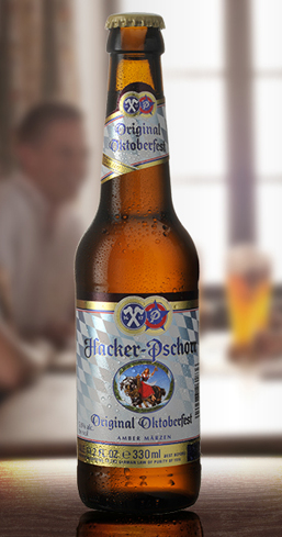 Hacker-Pschorr Original Oktoberfest is light, delicious and truly authentic