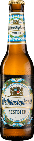 Weihenstephaner Festbier is produced at the world's oldest working brewery