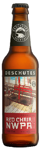 Deschutes Red Chair Northwest Pale Ale uses fresh Oregon hops