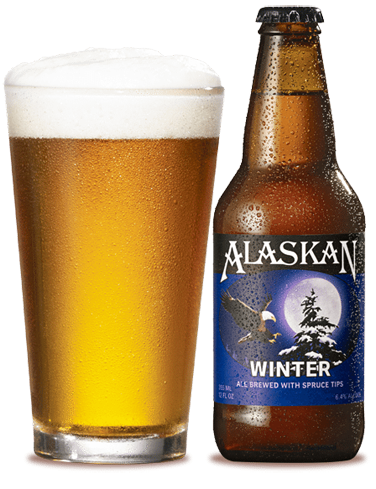 Alaskan Winter is brewed in the style of an English Olde Ale