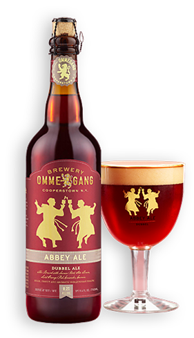 Ommegang Abbey Ale from Cooperstown, New York