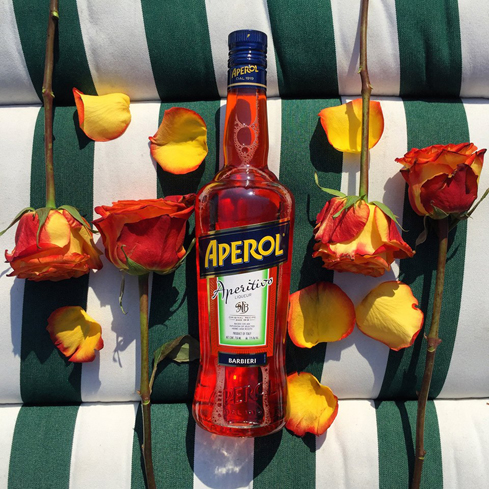 Aperol is an Italian aperitivo that became popular after World War I