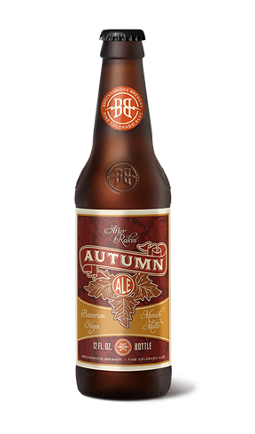 Breckenridge Brewery Autumn Ale boasts flavors of dark fruits and a hint of chocolate