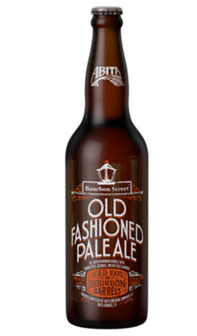 Abita's Bourbon Street Old Fashioned Pale Ale is inspired by the classic Old Fashioned cocktail