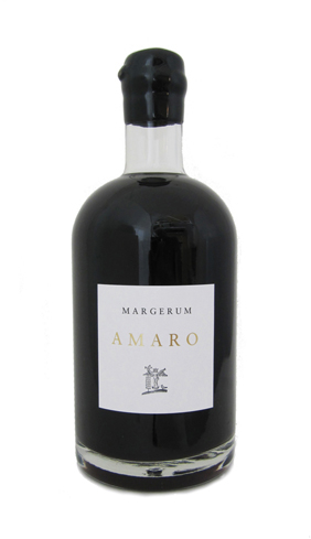 Margerum Wine Company Amaro is a fortified wine with herbs and spices