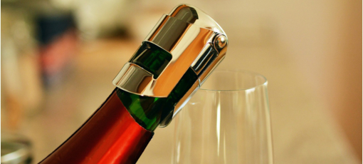 Prestige Champagnes symbolize the ultimate in luxury
