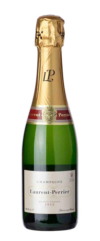 Champagne Laurent-Perrier Brut has aromas of citrus, apple and pear