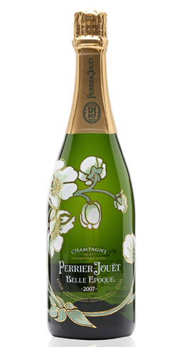 Champagne Perrier-Jouët 2007 Belle Epoque features aromas of magnolia, honeysuckle and citrus