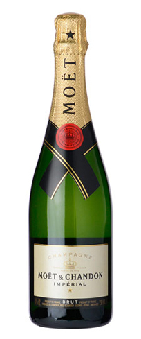 Champagne Moët & Chandon Impérial Brut has great balance and a seductiveness that's near impossible to resist