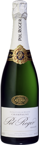 Pol Roger was the preferred Champagne of Sir Winston Churchill