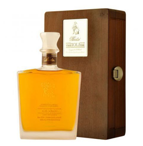 Distillerie Berta Tre Soli Tre 1998 Grappa is produced using the most prized of all Italian grapes - Nebbiolo de Barolo