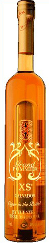 Pere Magloire Grand Pommier XS Calvados is a complete after-dinner event in a bottle