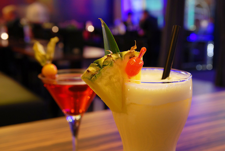 Make a delicious Mai Tai and feel like you're on a tropical island all year round