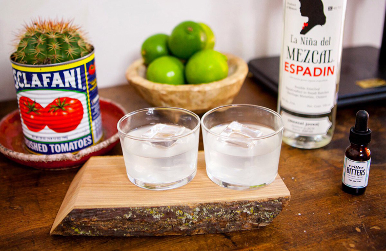 The Oaxacan Trails cocktail has sweet, citrus and spicy notes