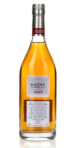 Bache-Gabrielsen VSOP is made from 100 percent Ugni Blanc grapes