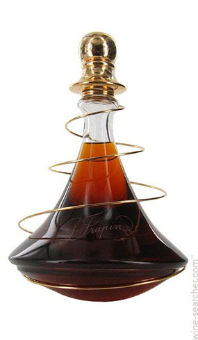 Cognac Frapin's Cuvée 1888 presents hints of soft spices and a surprising floral aroma