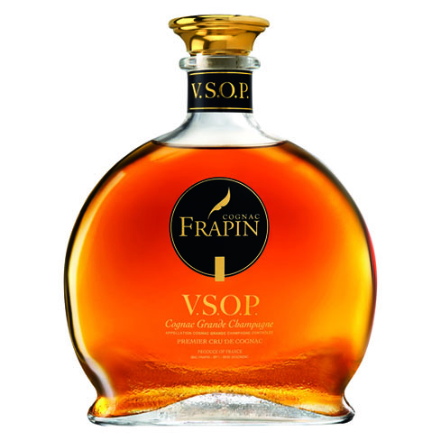 Frapin VSOP Grande Champagne Cognac is aged for 10 years