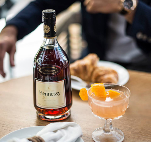 Hennessy Privilege V.S.O.P. Cognac was originally created for the Prince of Wales
