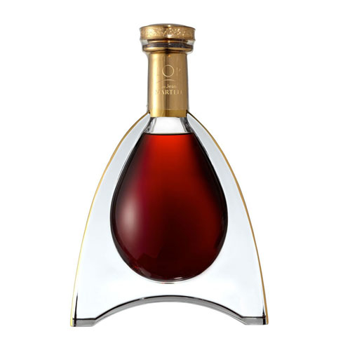 L'Or de Jean Martell is made with over 400 extremely rare eau de vie