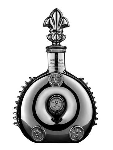 Rémy Martin Louis XIII Black Pearl Limited Edition is the most exclusive of the Louis XIII Cognacs