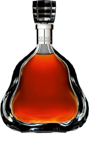 The namesake Cognac, Richard Hennessy, is a luxury blend with flavors of fruit, nuts and tobacco