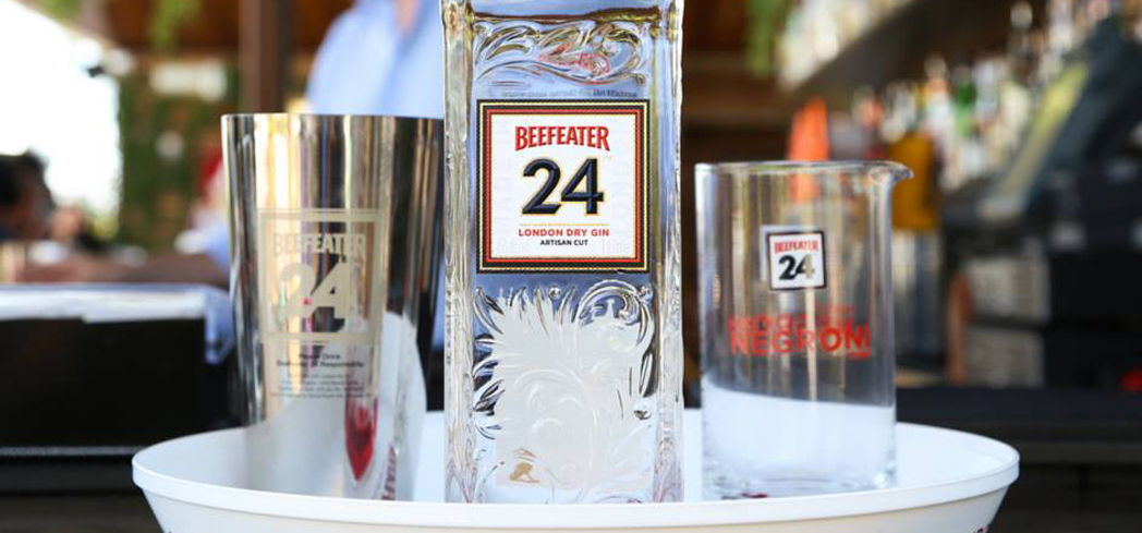 Beefeater 24 is a remarkably smooth gin