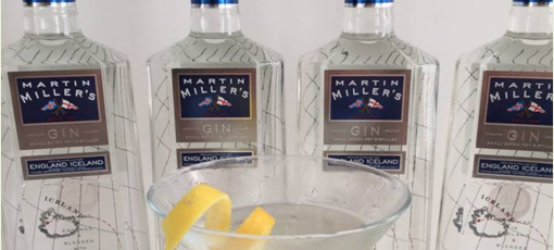 Read up on GAYOT's visit to Martin Miller's Gin