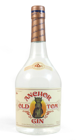 "Anchor Old Tom Gin is sweeter than the London Dry style "" width=""350"" title=""Anchor Old Tom Gin is sweeter than the London Dry style"